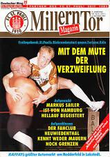 II. BL 91/92  FC St. Pauli - Fortuna Köln, 04.10.1991