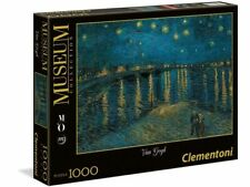 Puzzle Clementoni 1000 Piezas Noche Estrellada 69x50cm