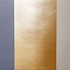 STRIPE WALLPAPER METALLIC  - NAVY / GOLD / TAUPE - E40941 DIRECT WALLPAPERS