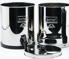 Berkey Water Filter USED - TRAVEL BERKEY w/ Black filters