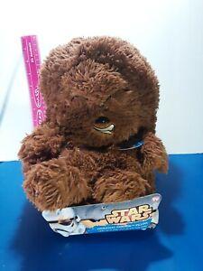 Star Wars Disney Chewbacca Hideaway Friends Pillow Plush NWT