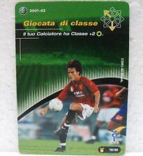 FOOTBALL CHAMPIONS Italiano 2001-02 - GIOCATA DI CLASSE - azione 19/40 MONTELLA