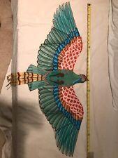 "Vintage Chinese Kite In Package Large 3'6"" Wingspan"