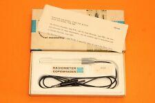 RADIOMETER COPENHAGEN PLATINUM GLASS ELECTRODE P101 - NEW in BOX