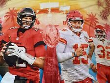 Nfl Kansas City Chiefs Superbowl Blankets 2021