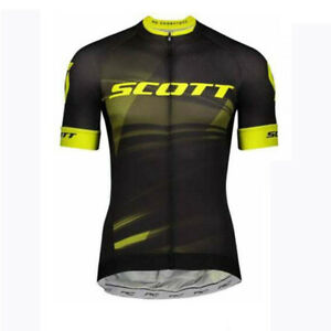 2021 Men Team Cycling Jersey Set bicycle tops bib short Suit Summer bike Outfits