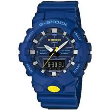 Casio G-SHOCK GA800SC-2A Blue Super Illuminator Analog Digital 200m Men's Watch