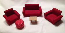 Vintage Miniature Sofas for Dolls