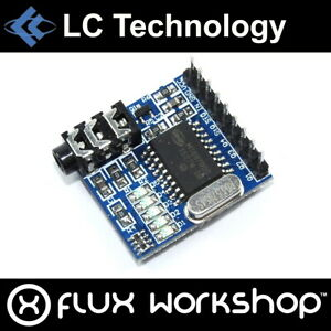 3pcs MT8870 DTMF Tone Decoding Module Voice Arduino Raspberry PI Flux Workshop