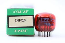 ZM1020 NIXIE TUBE. ZAERIX BRAND TUBE. NOS/NIB. CRYOTREATED. CH16V21F270715.