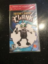 Secret Agent Clank Sony PSP Greatest Hits Brand New Factory Sealed