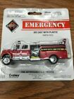 Boley 4010 HO Red/White International Crew Cab City Pumper