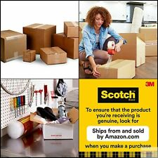Scotch Heavy Duty Shipping 188 X 546 Yards 3 Core Clear Packaging Tape