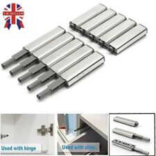 20X Cabinet Latch Door Cupboard Push To Open System Damper Buffer Catch Latch UK