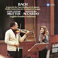 ohann Sebastian Bach - Bach: Concerto for Two Violins in D minor [CD]