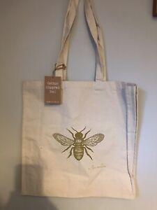 Ulster Weavers Cotton Shopping Bag - Bee
