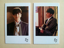 SUPER JUNIOR SJ MAMACITA AYAYA Mini Postcard Post Card - Leeteuk Set (2 pcs)