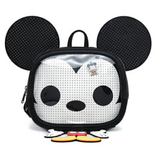 More details for loungefly disney funko pop! mickey mouse pin collector mini backpack