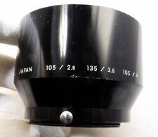 Nikon HS-4 Hood Shade Metal clip on for 105mm f2.5 105mm f4 micro  Genuine EOM