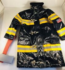 Timber Clothing Co. Firefighter Jacket Halloween Costume Dress Up Lined S /4+ ax