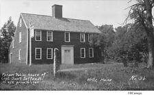 1930's Capt. Samuel Jefferds Public House Wells Maine Original Negative & Cd