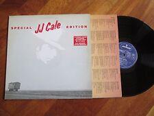 JJ CALE Special Edition LP ITALY OG INNER SLEEVE TONY JOE WHITE ERIC CLAPTON
