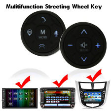 12V Wireless Android GPS Navigation Car Steering Wheel Remote Control Key Button