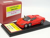 MR / Collection Models 1/43 - Covini C6W 6 roues 2004 Rouge
