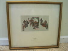 Rare Arte Chino Lamina XII Palacio Real de Aranjuex - Espana - Litho Print Spain