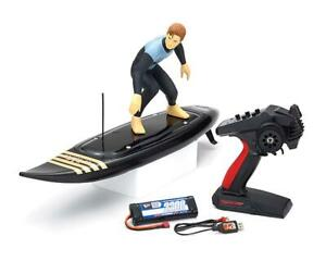 Kyosho RC Surfer 4 Electric Surfboard (Black) [KYO40110T2]