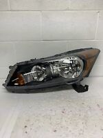 2008 2009 2010 2011 2012 Honda Accord Headlight OEM Left Driver Halogen (L1)