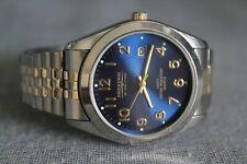 Men's PRESTIGE WALTHAM Wrist Watch 100FT WR QUARTZ PIM183M 098 PC32