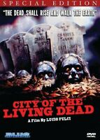 City of the Living Dead (aka The Gates of Hell) [New DVD] Special Ed,