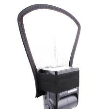 Camera Flash Diffuser Softbox Silver White Reflector for Canon Nikon Speedlite