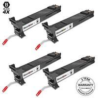 4PK Compatible A0DK132 BLACK Toner for Konica Minolta MagiColor 4650 4690MF 4695
