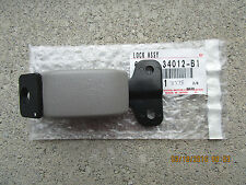 00-06 TOYOTA TUNDRA EXTENDED CAB REAR PASSENGER WINDOW GLASS LOCK OEM BRAND NEW