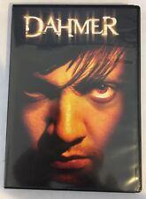 DVD - Dahmer (2002) - Jeremy Renner - RARE OOP 2008, Good Shape