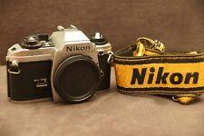 Nikon FG-20 35mm Spiegelreflexkamera mit Tokina 28-70 1:3.5-4.5