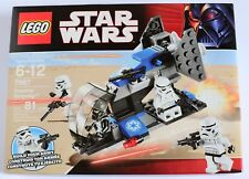LEGO Star Wars Set 7667 Imperial Dropship Stormtrooper Battle Pack NEW & SEALED