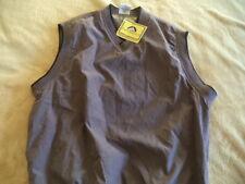 Men's Fahrenheit, microfiber golf vest, medium
