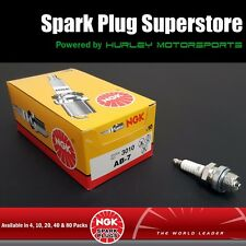 Standard Spark Plugs by NGK - Stock #3010 - AB-7 AB7 - Screw Tip - 10 Pack