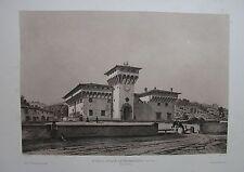 1973 LA VILLA DUCALE DE CAFFAGGIOLO A. Durand Barberino di Mugello Firenze