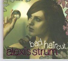 (DY512) Alexis Strum, Bad Haircut - 2005 DJ CD
