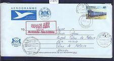 55680) SPAN AIR FF Friedrichshafen - Palma Spanien 1.4.01, GAU Botswana