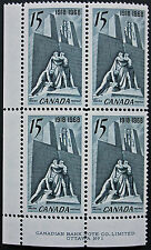 Timbre / Stamp CANADA - Yvert et Tellier n°407 x4 n** (cyn7)