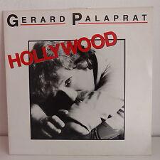 """MAXI 12"""" GERARD PALAPRAT Hollywood SP 1377 PROMO"""