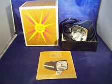 Sylvania Super 8 Sun-Gun Movie Light in Original Box