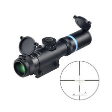Tactical Optical Sight SS2 4x21 AO Compact Rifle Scope Riflescope With Lens Cap