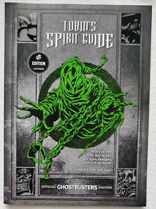 NEW Loot Crate Exclusive Edition Ghostbusters Tobin's Spirit Guide Book