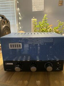 Custom Vintage | Bogen-Presto Tube Amplifier CHB 10 | LC Series | Made In USA